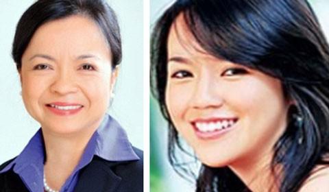 Nữ doanh nhân gốc Tây Ninh đang dần truyền lửa nhiệt huyết kinh doanh cho con trai và con gái.