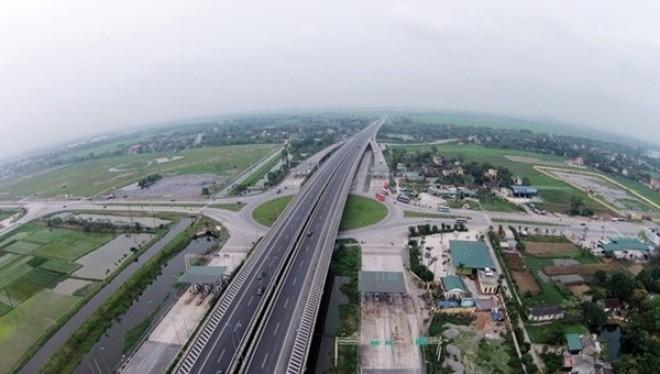 Đường cao tốc Cầu Giẽ - Ninh Bình