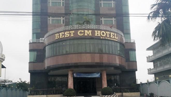 Ông Tiêu Văn Luận là Chủ khách sạn Best Cà Mau, khách sạn lớn nhất tỉnh Cà Mau hiện nay.