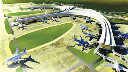 Dự án sân bay Long Thành đang hâm nóng thị trường nhà đất xung quanh khu vực