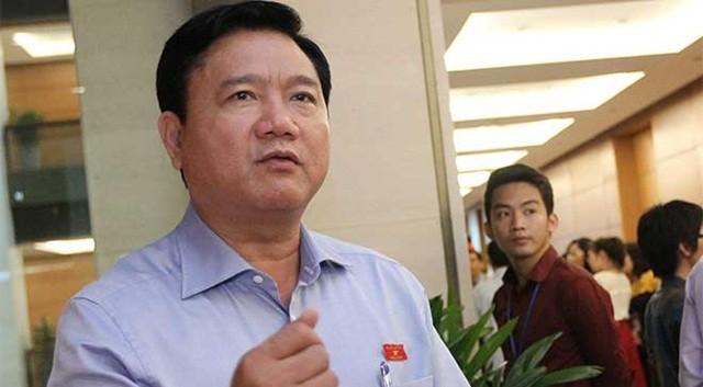 Ông Đinh La Thăng tỏ ra quyết liệt