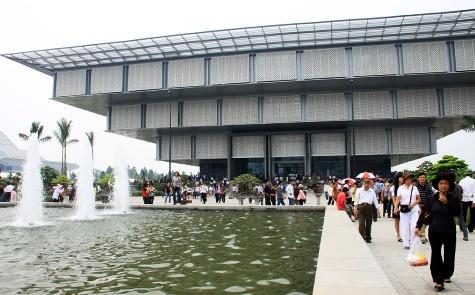 Bảo tàng Hà Nội chính thức được khánh thành từ ngày 06/10/2010