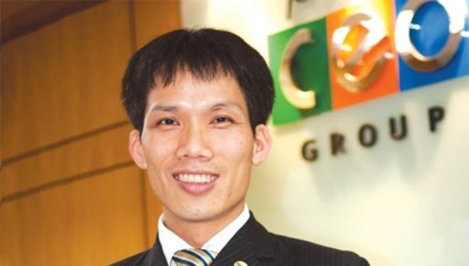 Ông Đoàn Văn Bình, Chủ tịch CEO Group