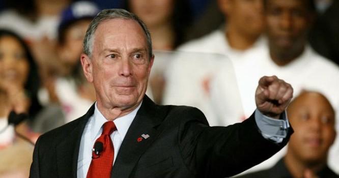 Tỷ phú Michael Bloomberg. Ảnh: Reuters.