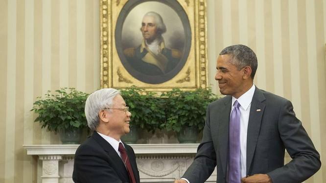 Chuyến thăm Mỹ lịch sử của Tổng bí thư Nguyễn Phú Trọng đã mở ra một chương mới trong quan hệ Việt-Mỹ