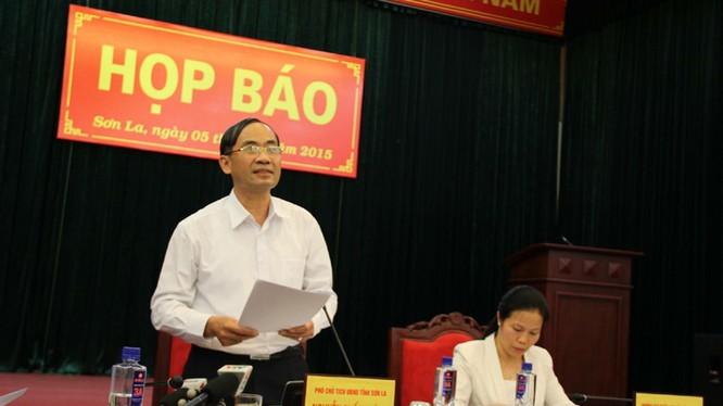 Sơn La không thể khởi công Tượng đài Bác Hồ trong tháng 10