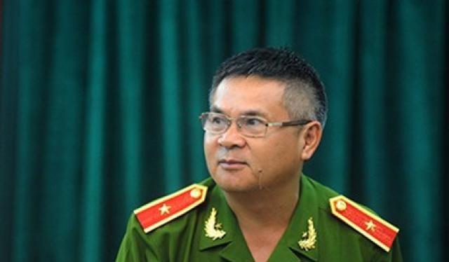 Thiếu tướng Hồ Sỹ Tiến
