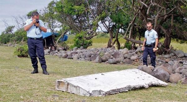 Mảnh vỡ được cho là thuộc về MH370
