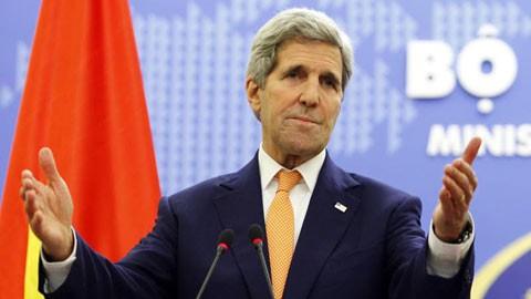 Ngoại trưởng Mỹ John Kerry tại Hà Nội