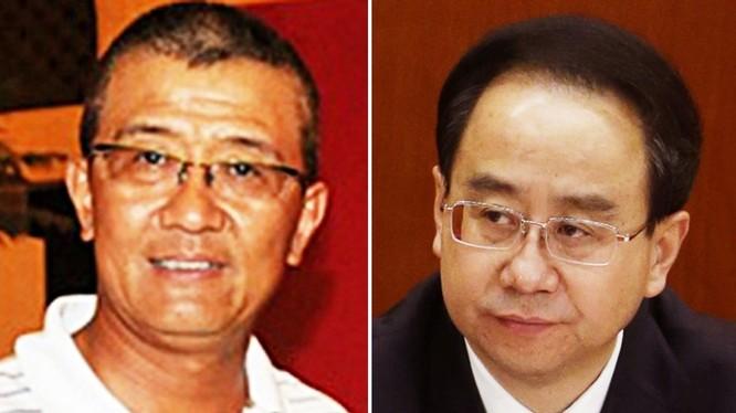 Lệnh Kế Hoạch (phải) và Lệnh Hoàn Thành ảnh: SCMP