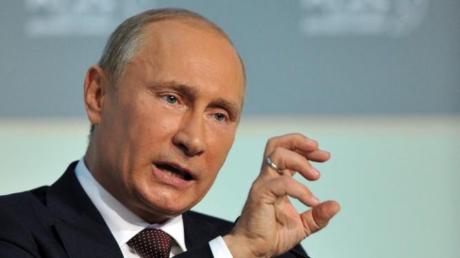 Ông Putin đang phải chịu áp lực rất lớn