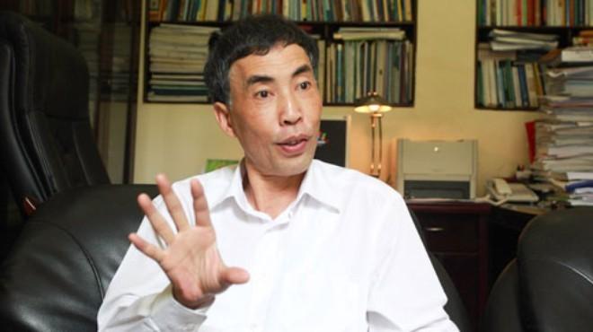 S. Võ Trí Thành, Phó Viện trưởng Viện nghiên cứu Quản lý kinh tế Trung ương (CIEM).