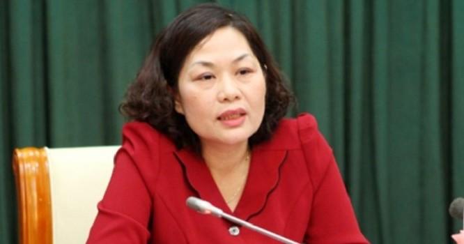 Bà Nguyễn Thị Hồng