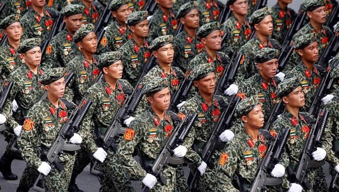 Lễ diễu binh hoành tráng mừng Quốc khánh Việt Nam trên báo chí quốc tế