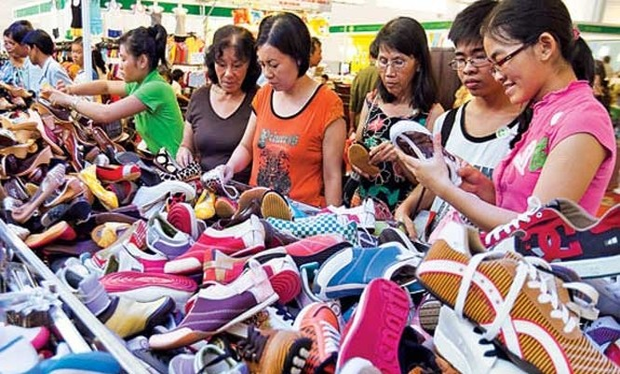 Hàng Trung Quốc giá rẻ thao túng thị trường Việt Nam nhiều năm