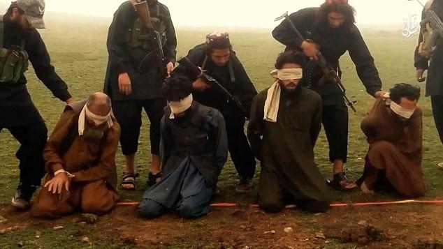 Rùng rợn cuộc sống bên trong lãnh thổ nhóm khủng bố Nhà nước Hồi giáo