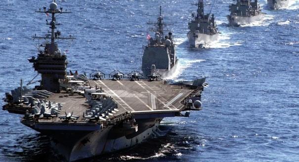 Mỹ đang xem xét trả đũa việc Trung Quốc điều chiến hạm áp sát bang Alaska hôm 2/9 vừa qua