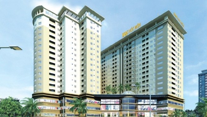 HQC Hóc Môn - dự án được kỳ vọng mang lại doanh thu trong năm nay.