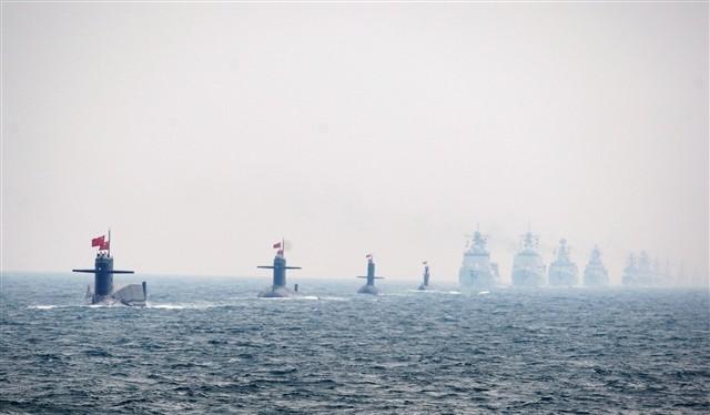 Trung Quốc đã triển khai ít nhất 3 tàu ngầm hạt nhân lớp Tấn mang tên lửa đạn đạo ở vịnh Á Long