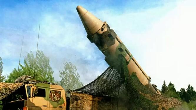 Tên lửa DF-26 của Trung Quốc