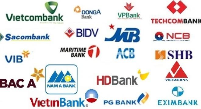 Trật tự mới trong bảng xếp hạng vốn của 34 ngân hàng Việt Nam