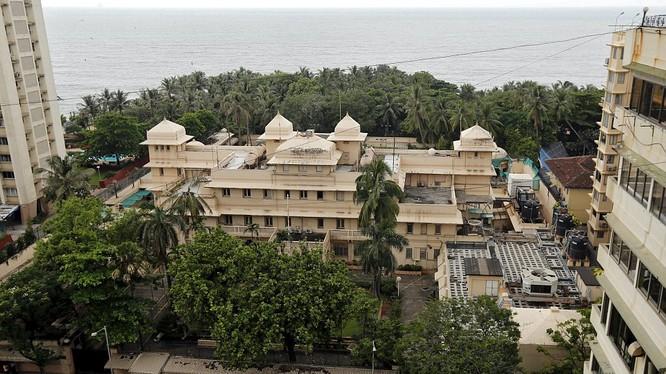 Tòa nhà lãnh sự quán Mỹ tại Mumbai được mua lại với giá 113 triệu USD