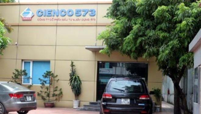 """Công ty 573 (Công ty con của Cienco 5) đang bị tố cáo """"lừa tiền"""""""