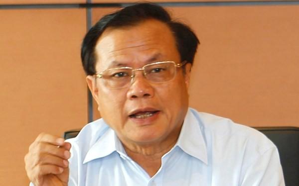 Bí thư Thành ủy Hà Nội Phạm Quang Nghị