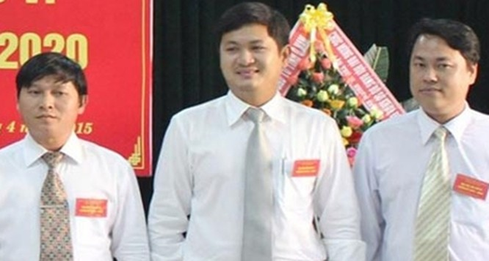 Giám đốc trẻ Lê Phước Hoài Bảo