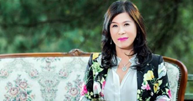 Bà Hà Thúy Linh - Giám đốc Công ty trà Oolong Hà Linh, Phó chủ tịch Hội doanh nhân trẻ tỉnh Lâm Đồng.