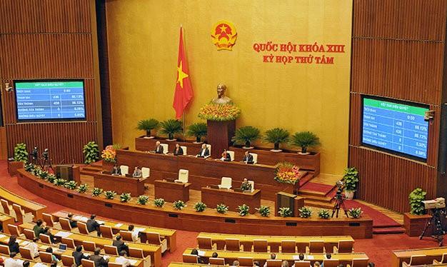 Những phiên Quốc hội họp mà vắng nhiều đại biểu thường gây bức xúc cho cử tri