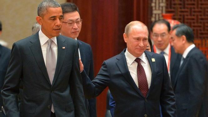 Quan hệ Nga - Mỹ đang hết sức căng thẳng kể từ sau Chiến tranh Lạnh