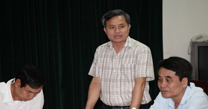 Phó Chánh văn phòng UBND TP Hà Nội vừa được điều động về làm phó bí thư huyện Mỹ Đức
