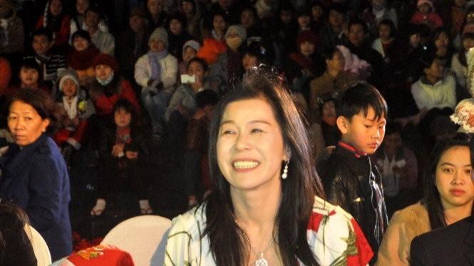 Bà Hà Thúy Linh