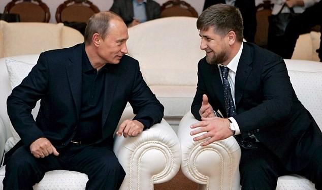 Tổng thống Chechnya Ramzan Kadyrov hùng mạnh đã kêu gọi ông Putin điều động đội quân Hồi giáo thiện chiến tới đánh bại nhóm khủng bố Nhà nước Hồi giáo (IS).