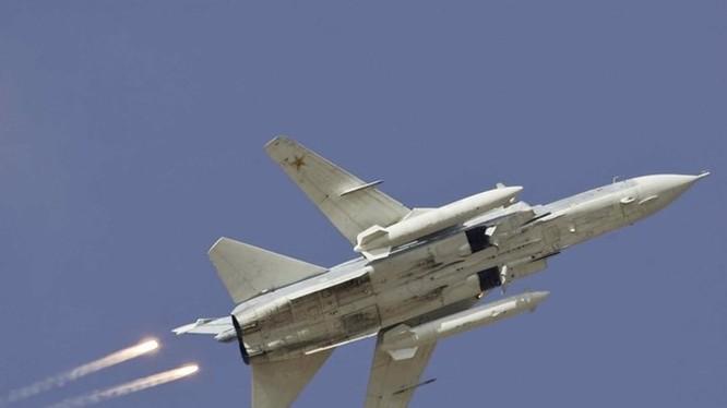 Nga chỉ dành 1 giờ để cảnh báo Mỹ trước khi tiến hành không kích tại Syria - Ảnh: Reuters