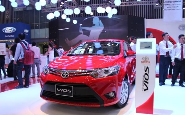 Người chưa mua xe và đã mua Toyota đều có cảm giác xe của hãng này sẽ không bao giờ mất giá.