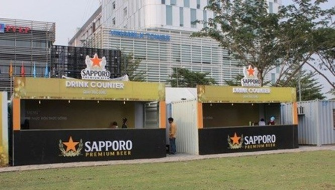 Nhật bỏ tiền thâu tóm nốt 29% vốn tại Bia Sapporo Việt Nam từ Vinataba