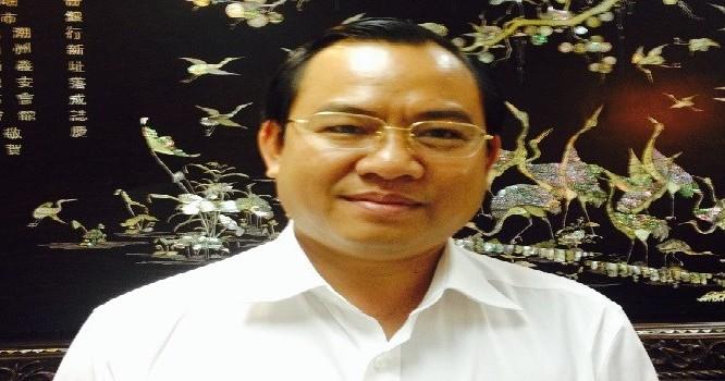 Ông Nguyễn Văn Nhân, tân Phó tổng Sacombank