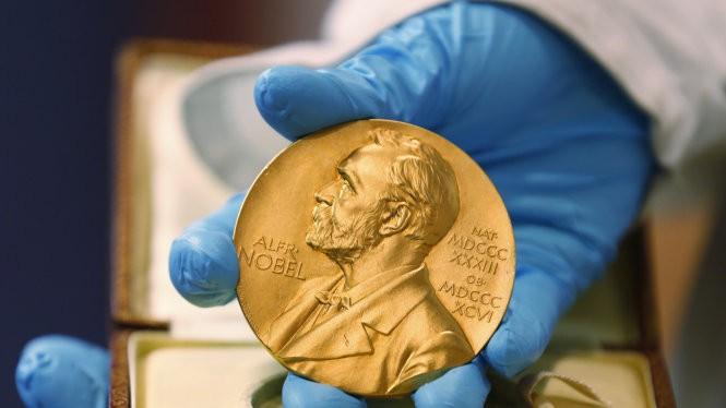 Giải Nobel trị giá khoảng 960. 000 USD - Ảnh: Japan Times