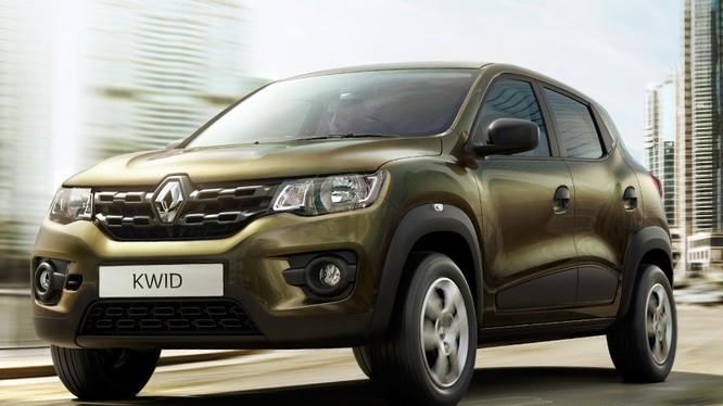 Nhờ nội địa hóa tới 98% và sản xuất tại Ấn Độ nên Renault Kwid mới có mức giá rẻ như vậy