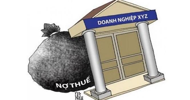 """Hà Nội tiếp tục """"bêu"""" tên 89 doanh nghiệp nợ thuế"""