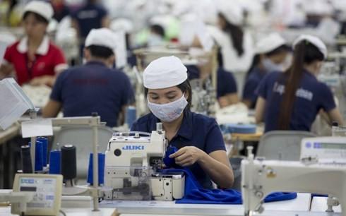 Dệt may là một trong những lĩnh vực Việt Nam được hưởng lợi từ TPP