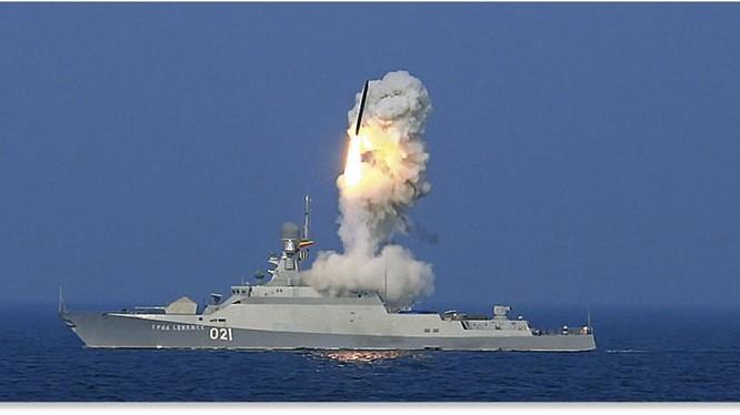Tên lửa hành trình Nga khiến Mỹ và phương Tây bất ngờ