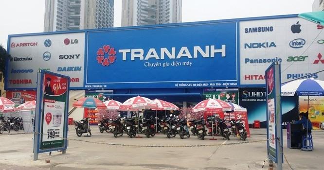 Đại siêu thị Trần Anh đang làm gì trên đất dự án chậm tiến độ?