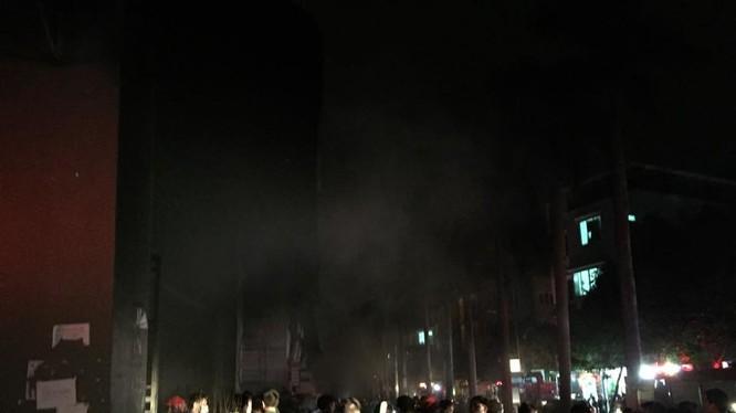 Liên tiếp xảy ra các vụ cháy chung cư khiến người dân lo lắng