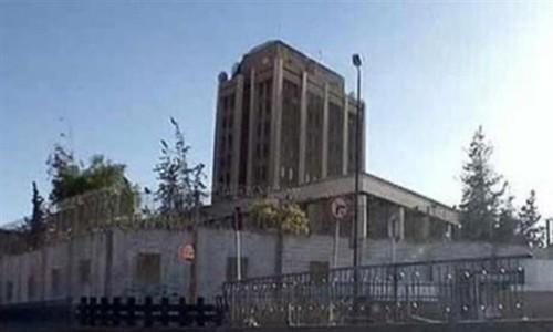 Đại sứ quán Nga ở Syria. Ảnh: Press TV.