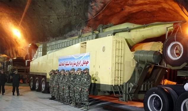Iran cho biết thỏa thuận hạt nhân không ảnh hưởng tới chương trình quân sực của nước này, đặc biệt là chương trình tên lửa đạn đạo