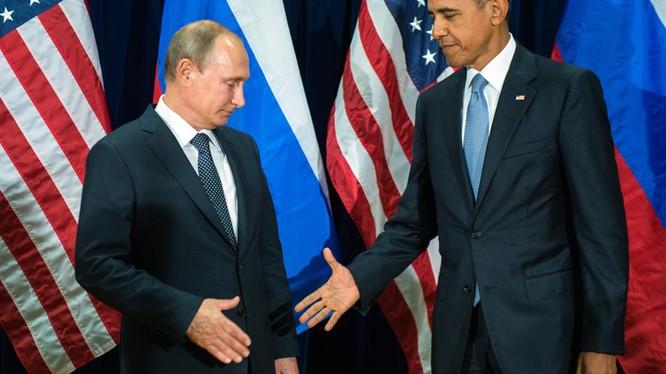 Quan hệ Nga-Mỹ đang ở mức thấp nhất kể từ sau Chiến tranh Lạnh