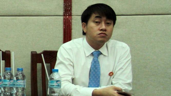 GĐ Sở Công Thương Hậu Giang Huỳnh Thanh Phong